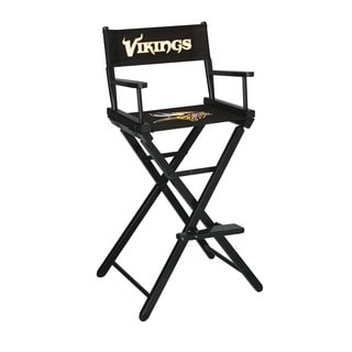 Official Licensed NFL Bar Height Director's Chair (M-W)