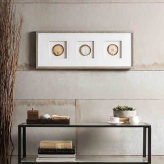 Madison Park Natural Agate Trio Framed Graphic|https://ak1.ostkcdn.com/images/products/10565784/P17643480.jpg?impolicy=medium