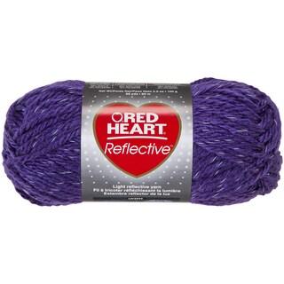 Red Heart Reflective YarnPurple