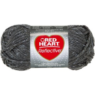 Red Heart Reflective YarnGrey