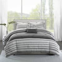 Carbon Loft Gardner 5-Piece Cotton Comforter Set