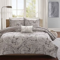 The Grey Barn Sleeping Hills 4-piece Cotton Coverlet Set