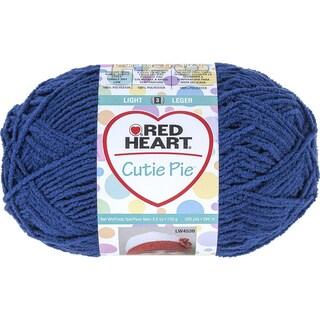 Red Heart Cutie Pie YarnIndigo
