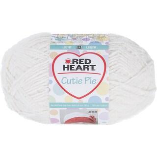 Red Heart Cutie Pie YarnCotton