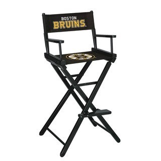 Official Licensed NHL Bar Height Director's Chair