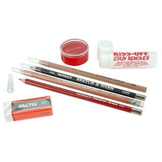 Fabric Pencil Survival Kit
