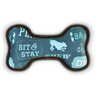 Medium Eco P.L.A.Y. Bone 10.5inX6inX2.5inDogs Life