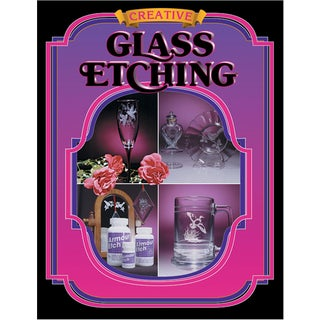 Armour Etch BookCreative Glass Etching