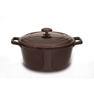 Neo Cast Iron 11-inch 7.3-quart Round Covered Dutch Oven