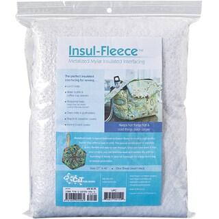 InsulFleece Metalized Mylar Insulated Interfacing 27inX45in