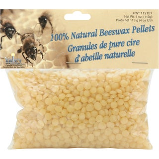 Beeswax Pellets 4ozNatural