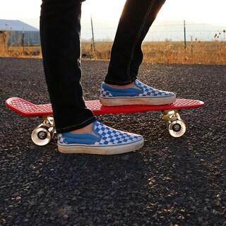 Eightbit 27-inch Complete Retro Skateboard