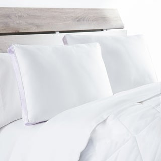 Sealy Extra Firm 300 Thread Count Side Sleeper Pillow (Set of 2) (Option: King)