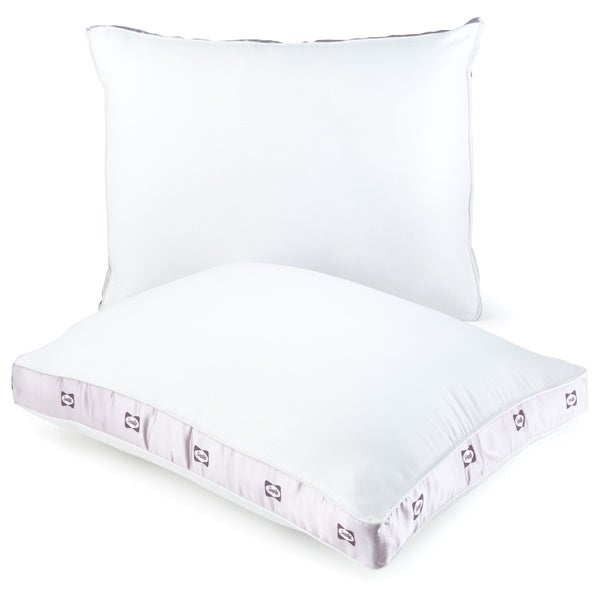 Sealy Extra Firm 300 Thread Count Side Sleeper Pillow (Set of 2)