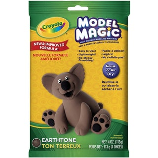 Crayola Model Magic 4ozEarth Tone