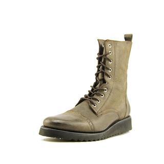J.D.Fisk Men's 'Gabe' Leather Boots