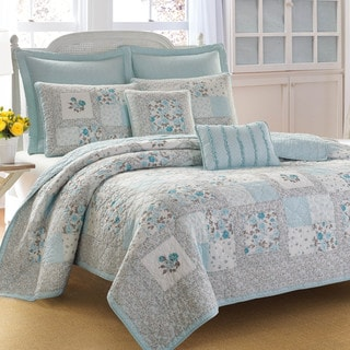 Laura Ashley Everly Quilt Collection