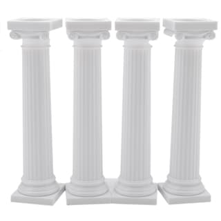 Grecian Pillars 4/Pkg5in