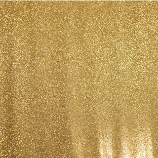 Studio Gold Foiled Gift Wrap 30inX30in 2/PkgGold Glitter