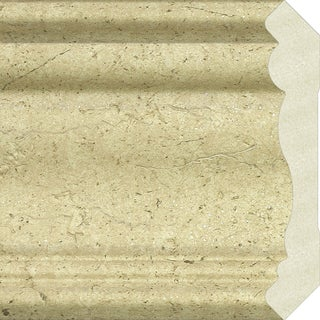 Upscale Designs 72-inch Polystyrene Textured Crown Moulding (10 panels)