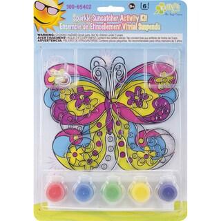 Suncatcher Sparkle Activity KitButterfly