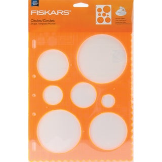 Shape Template 8.5inX11inCircles