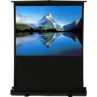 "EluneVision Projection Screen - 100"" - 4:3 - Surface Mount"