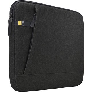"Case Logic Huxton HUXS-113-BLACK Carrying Case (Sleeve) for 13.3"" Notebook - Black"