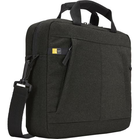 """Case Logic Huxton HUXA-111-BLACK Carrying Case (Attach ) for Apple 12"""" Notebook - Black"""