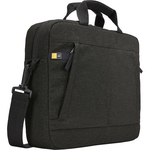 """Case Logic Huxton HUXA-113-BLACK Carrying Case (Attach ) for Apple 13.3"""" Notebook - Black"""