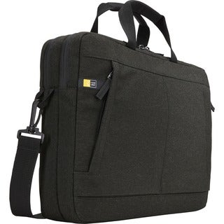 "Case Logic Huxton HUXB-115-BLACK Carrying Case (Attaché) for Apple 16"" Notebook - Black"