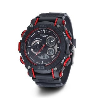 Wrist Armor Men's 37100023 U.S. Marine Corps C40 Watch
