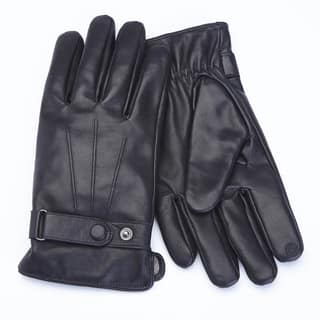 Royce Leather Premium Lambskin Leather Cellphone Tablet Touchscreen Gloves, Men's Large, Black https://ak1.ostkcdn.com/images/products/10568617/P17645884.jpg?impolicy=medium