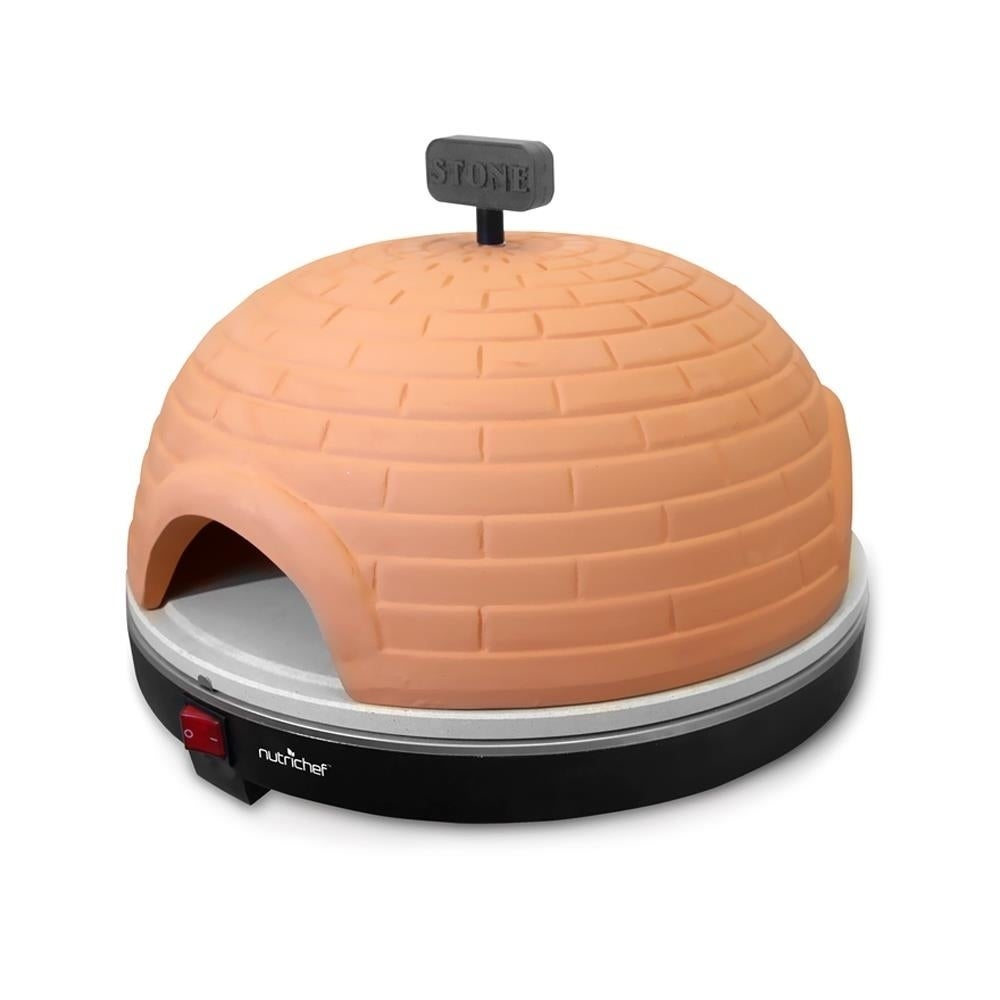 Pyle PKPZ950 Electric Pizza Pit Oven (Pizza Pit Oven), Br...