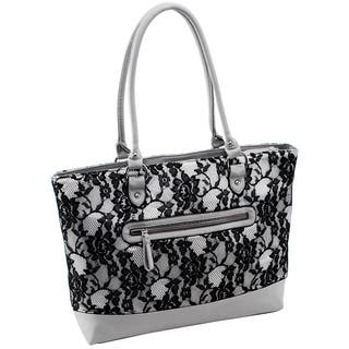 0356424a27b8 Buy Zipper Tote Bags - Clearance   Liquidation Online at Overstock ...