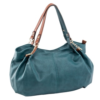 Parinda Arianna Faux Leather Handbag