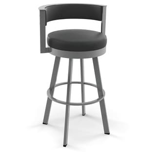 Amisco Browser 26-inch Swivel Metal Counter Stool  sc 1 st  Overstock.com & Metal Bar u0026 Counter Stools - Shop The Best Deals for Nov 2017 ... islam-shia.org