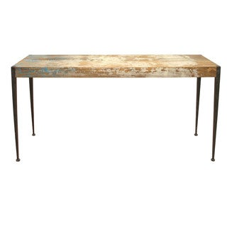 Aurelle Home Aria Console Table