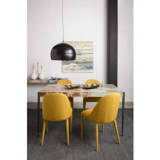Aurelle Home Aria Distressed Rustic Dining Table|https://ak1.ostkcdn.com/images/products/10568802/P17646033.jpg?impolicy=medium