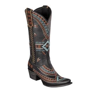 "Lane Boots ""Taos"" Women's Leather Cowboy Boot"