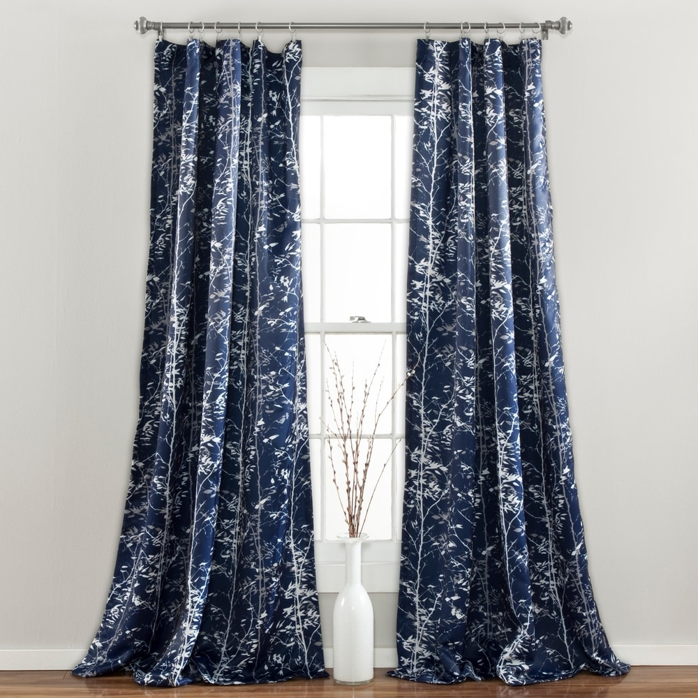 Shop Lush Decor Forest Window Curtain Panel Pair - 10569058