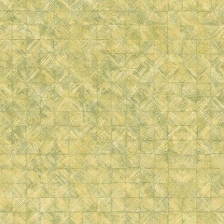 Green Block Texture Wallpaper