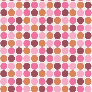 Pink Dots Wallpaper
