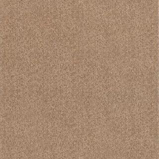Maple Brown Herringbone Texture Wallpaper