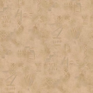Sand Tribal Motif Wallpaper