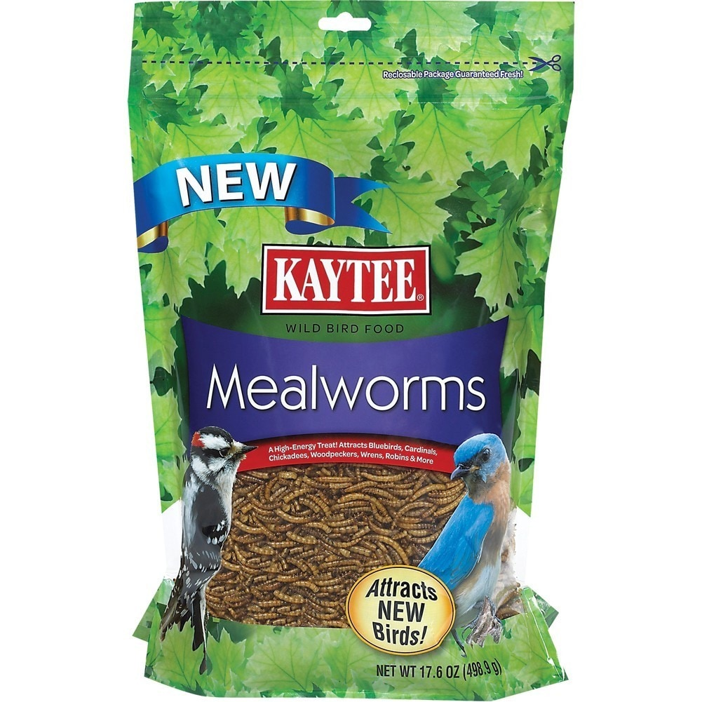 Kaytee Mealworms for Birds (7oz)