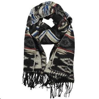 Aztec Blanket Scarf