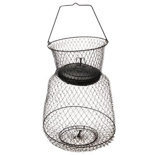 Eagle Claw Fish Basket Wire Medium 13-inch x 18