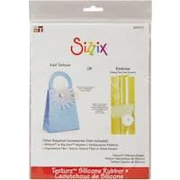 Sizzix BIGkick/Big Shot Texturz Silicone Rubber7.875inX5.75inX.125in