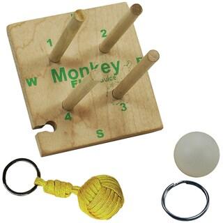 Parachute Cord Survival Accessory Monkey Fist Maker